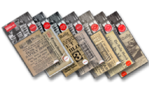 Multibuy Offer.. Newspapers (7 WWII Copies)